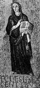 Marcella van Rome - santa sabina